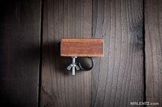 Vintage Wooden Bicycle Bell