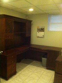 image 1 Corner Desk, The Unit, Image, Furniture, Home Decor, Homemade Home Decor, Home Furniture, Interior Design, Decoration Home
