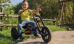 Kart-TRICICLO pedales BERG CHOPPY. BE24.15.00.00, IndalChess.com Tienda de juguetes online y juegos de jardin