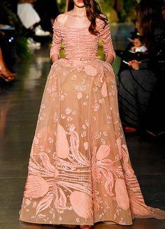 Elie Saab Haute Couture S/S 2015.
