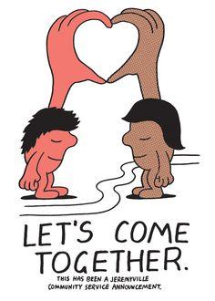 Jeremyville // www.ba-reps.com #love #illustration #drawing #Jeremyville