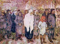 Tonitza, Nicolae - 1920 Queueing For Bread Social Realism, Art Criticism, Magic Realism, Political Art, Post Impressionism, Art Academy, Art Database, Beautiful Artwork, Figurative Art