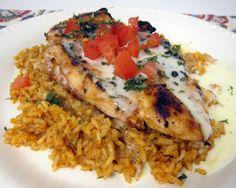 Pollo Loco - Mexican Chicken and Rice   Plain Chicken
