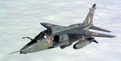 Indian Air Force Sepecat Jaguar