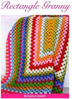 Transcendent Crochet a Solid Granny Square Ideas. Inconceivable Crochet a Solid Granny Square Ideas. Granny Square Crochet Pattern, Afghan Crochet Patterns, Crochet Squares, Crochet Granny, Crochet Afghans, Pdf Patterns, Crochet Home, Diy Crochet, Crochet Crafts