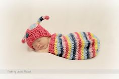 Made by: Crochet By Jessie! So adorable! Love the colours! :)