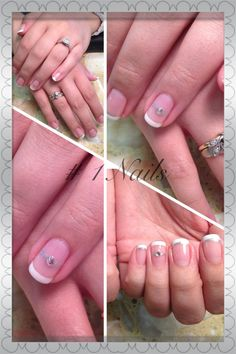 Gelish Nail Art by Kellye Tran