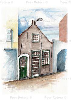Bar 'the Little One' op de Jan van Lieshoutstraat in Eindhoven is het kleinste cafeetje van Eindhoven en is gebouwd in 1711.