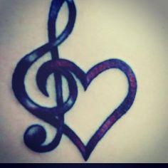 #musicsymbols Music Symbol Tattoo, Symbol Tattoos, Music Symbols, Instagram, Tattoo Symbols
