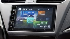 We just checked out Honda's Connect solution for in-car entertainment and navigation, and while it's Android-based, it's not Android Auto -- just Android