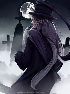 undertaker #kuroshitsuji #undertaker