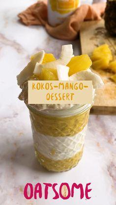 Kokos Desserts, Cream Puff Recipe, Mango, Food Humor, Food Inspiration, Meal Prep, Breakfast Recipes, Food And Drink, Cocktail