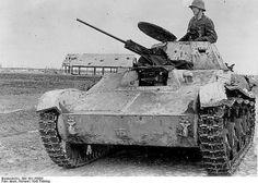 T-60 - captured russian light tank