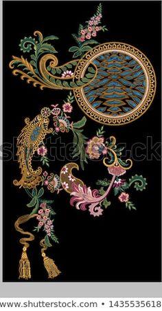 Paisley Art, Paisley Design, Textile Pattern Design, Pattern Art, Paisley Pattern, Ancient Egyptian Costume, Egypt Jewelry, Flowery Wallpaper, Paper Artwork