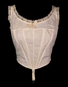 1915 De Bevoise Brassiere from http://museums.leics.gov.uk/collections-on-line/GetObjectAction.do?objectKey=273464