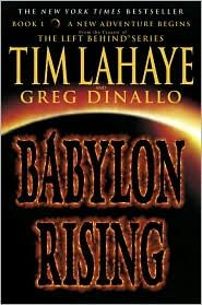 Babylon Rising by Tim Lahaye...this was a great series also...I really wish he would have finished it