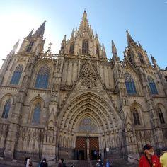Catedral - Barcelona, Spain