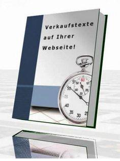"""Geben Sie den Texten auf Ihrer Webseite die Chance, um bis zu 255% mehr für Sie zu verkaufen"""" Lernen Sie die versteckten Kauf-Auslöser der erfolgreichen Verkaufstexte erkennen. Ausgabe mit Leseprobe."""
