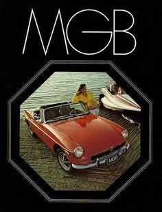 MG B ad