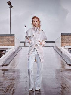 magdalena jasek by michelangelo di battista for vogue turkey october 2015 | visual optimism; fashion editorials, shows, campaigns & more!