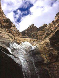 Red Rock Las Vegas Hiking | Hiking Las Vegas: Waterfalls in Red Rock Canyon
