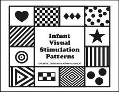 Infant Visual Stimulation Patterns | Optometric Extension Program Foundation