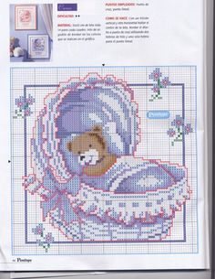 nascimento ursinho de pelúcia no berço