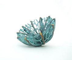 Keiko Kume Metal sculpture craft