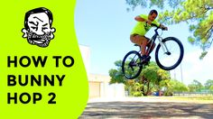 How to Bunny Hop - MTB / BMX - Mountainbike - step by step - VIDEO - http://mountain-bike-review.net/mountain-bike-reviews/how-to-bunny-hop-mtb-bmx-mountainbike-step-by-step-video/ #mountainbike #mountain biking