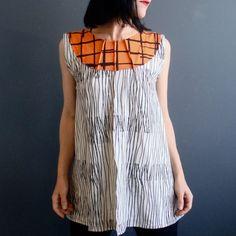 Find You – iheartfink Womens Handmade Modern Trapeze Art Print Top