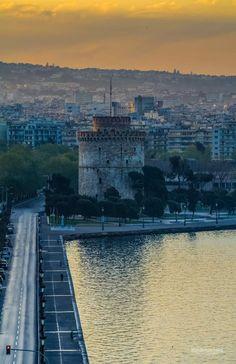 Thessaloniki, Macedonia, New York Skyline, Gate, Greece, Photography, Travel, Instagram, Greece Country