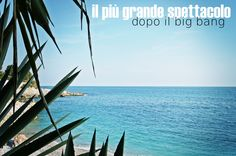 Il più grande spettacolo dopo il big bang ce l'abbiamo noi in Liguria!