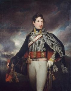Lieutenant Andrew Finucane, 10th Light Dragoons, 1811 (oil on canvas) Northcote, James (1746-1831)