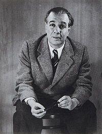Jorge Luis Borges 1951, by Grete Stern. Jorge Francisco Isidoro Luis Borges (Buenos Aires, 24 de agosto de 1899-Ginebra, 14 de junio de 1986) fue un escritor argentino, uno de los autores más destacados de la literatura del siglo XX. Publicó ensayos breves, cuentos y poemas.