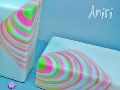 Frühlingserwachen by Aniri - Cold Process Soap - #soApbyAniri