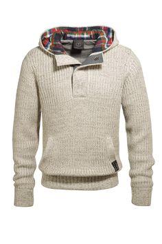 thick knit hoodie EDC - Esprit Online-Shop