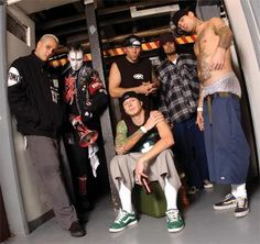Kottonmouth Kings, looooove them♥ Hip Hop Artists, Music People, My Crush, The Gathering, Bob Marley, Fun To Be One, Cool Bands, How Are You Feeling, King