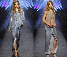 Jean Paul Gaultier at Paris Fashion Week