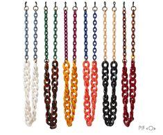CH PIF - CH PIF Glass Necklace, Diy Necklace, Eyeglass Holder, Scarf Jewelry, Diy Mask, Sunglasses Accessories, Eyeglasses, Jewelery, Fashion Jewelry