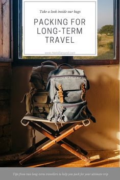 Us Travel, Travel Tips, Travel Must Haves, Living On The Road, What To Pack, Budgeting, Have Fun, Packing, Bag Packaging