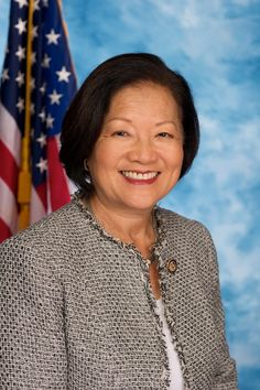 """Mazie Hirono, the first Asian American woman elected to the Senate.    """"I bring quadruple diversity to the Senate,"""" Hirono said at a rally earlier in the campaign. """"I'm a woman. I'll be the first Asian woman ever to be elected to the U.S. Senate. I am an immigrant. I am a Buddhist. When I said this at one of my gatherings, they said, 'Yes, but are you gay?' and I said, 'Nobody's perfect.'"""""""