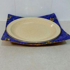 Microwave Bowl Plate Holders