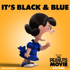 The debate is over. #TeamBlackAndBlue #TheDress