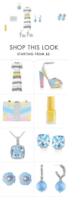 """""""Park Outfit"""" by theresagray31 on Polyvore featuring Novis, Terry de Havilland, Milly, Ross-Simons, Irene Neuwirth and Bling Jewelry"""