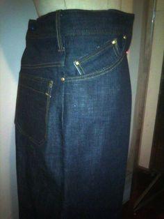 Salvage 6 pocket. Jeans
