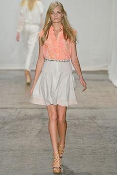 Rebecca Taylor New York Fashion Week Spring/Summer 2013