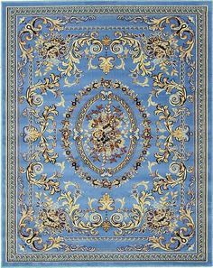 Turkish Mashad Rug