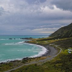 Check out this slideshow Driving to the Edge of the North Island in this list The Most Stunning Hikes in New Zealand