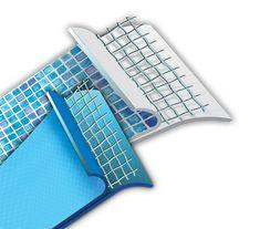 ¿Qué es la membrana armada? es el único sistema para vestir #piscinas que asegura la estanqueidad absoluta por escrito