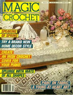 Magic Crochet 58 (Pages 1 through 80)